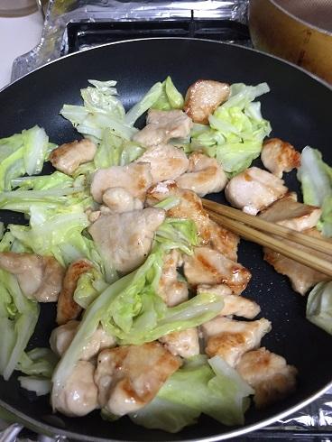 中華風胸肉