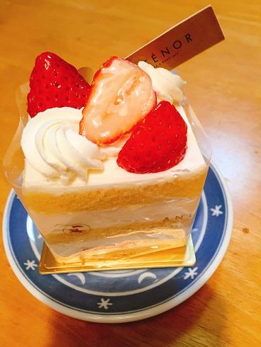 アンテノール ショートケーキ
